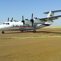 Kenya Flying Safari, Budget Short Adventure Holidays