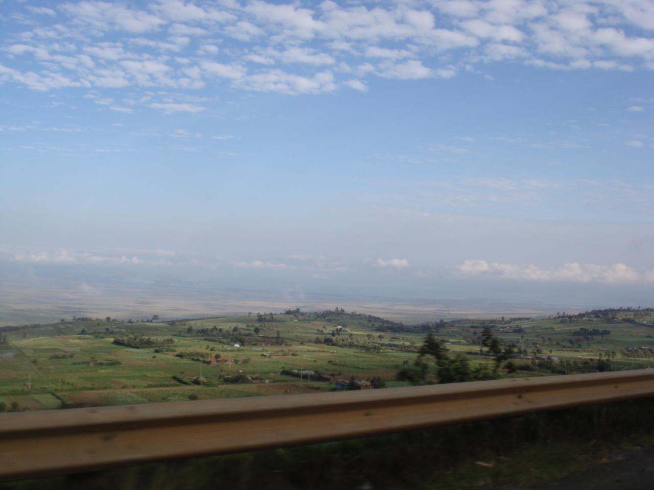 Rift Valley View Point- Yha Kenya Travel
