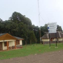 Climbing Mount Kenya Base of Narumoru Trekking Route Adventure