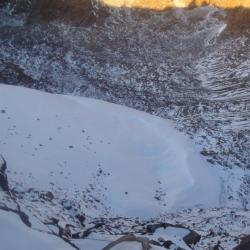 Mount Kenya Snow