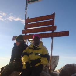 Mount Kenya Top Peaks
