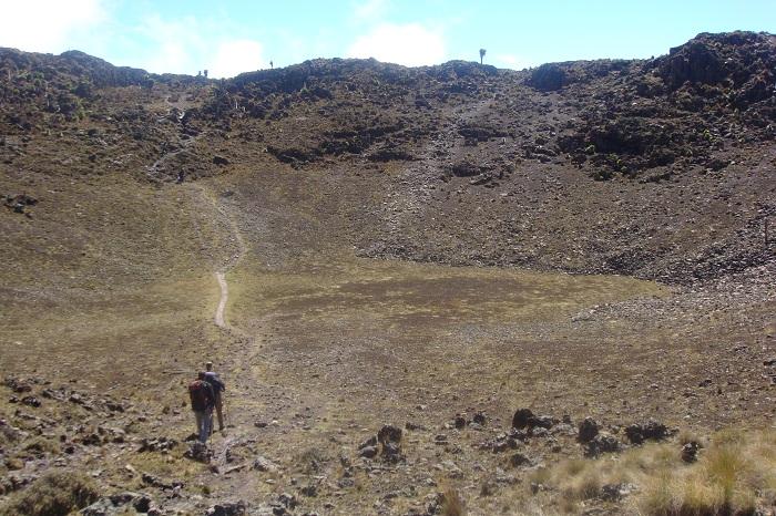 Trekking Mount Kenya, Mount Kenya Climbing Routes