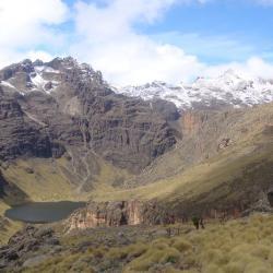 Mount Kenya Lake Michelson Summit, Trekking Mount Kenya