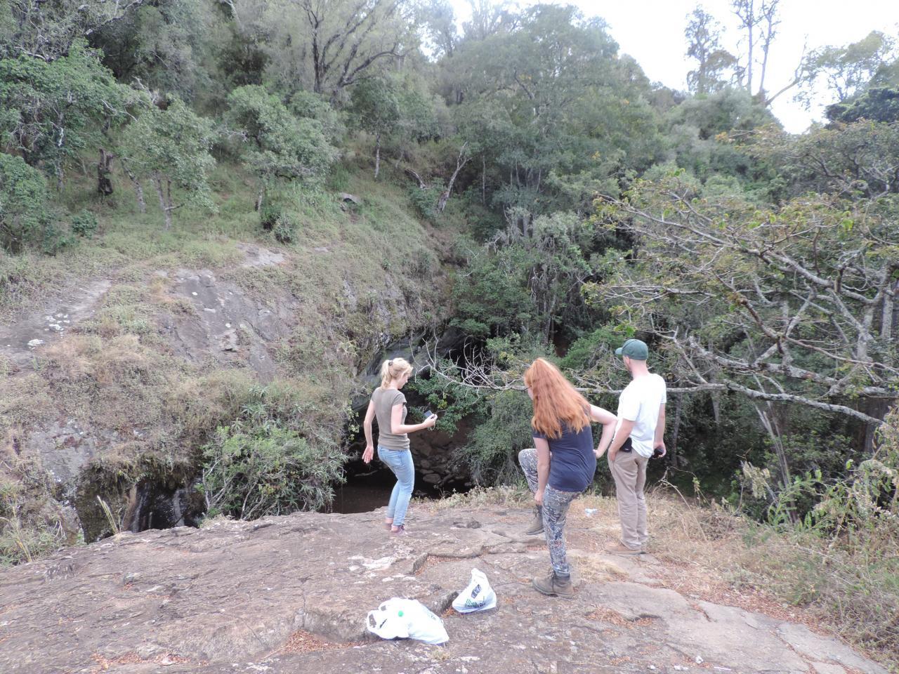 Maumau Caves,Mt Kenya, trekking trips Kenya, climbing mount Kenya, Routes