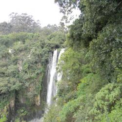 Thompson Falls Nyahururu-Photo by YHA Kenya Travel
