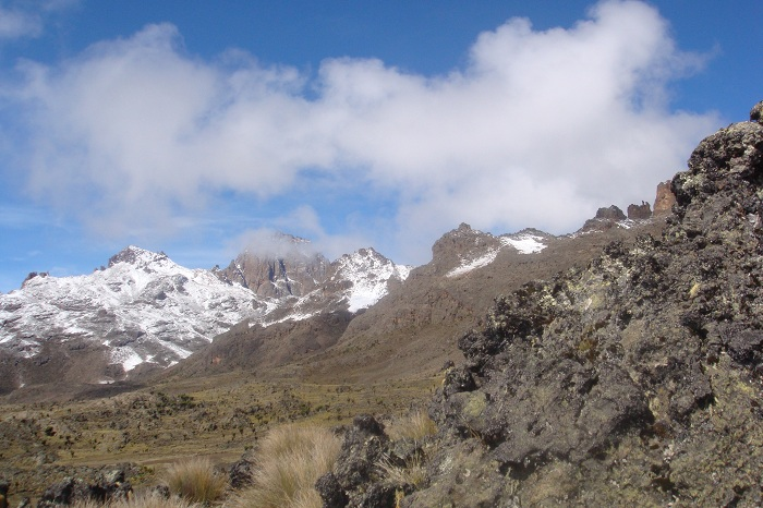 The Summit, Point Lenana, Mt Kenya Peaks ,Climbing Mount Kenya,Trekking Mount Kenya, Hiking Mount Kenya