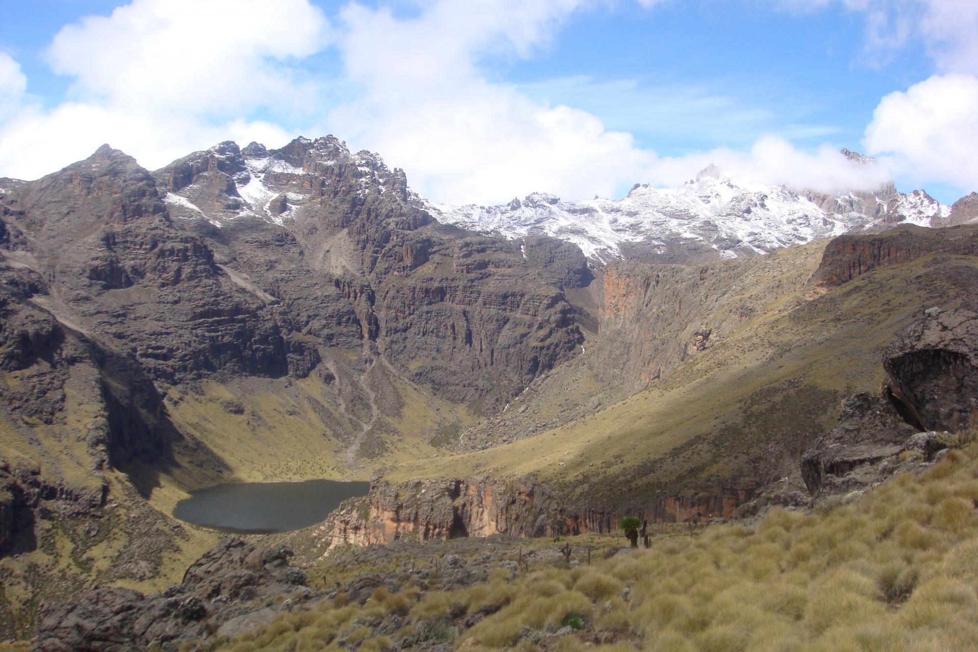 Mount Kenya-Budget Adventure Tours By YHA Kenya Travel