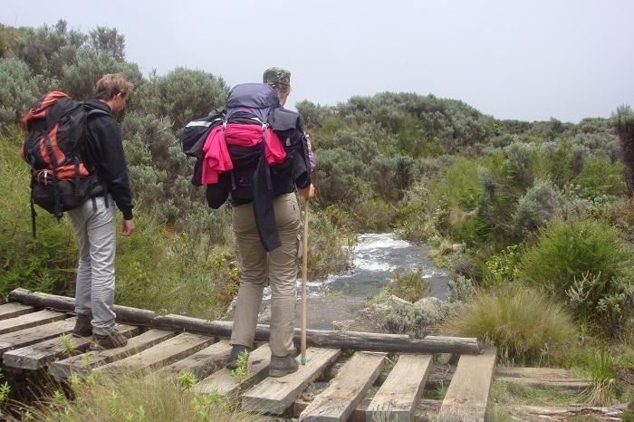 Mount Kenya Climbing, Trekking Mount Kenya, Hiking Mount Kenya