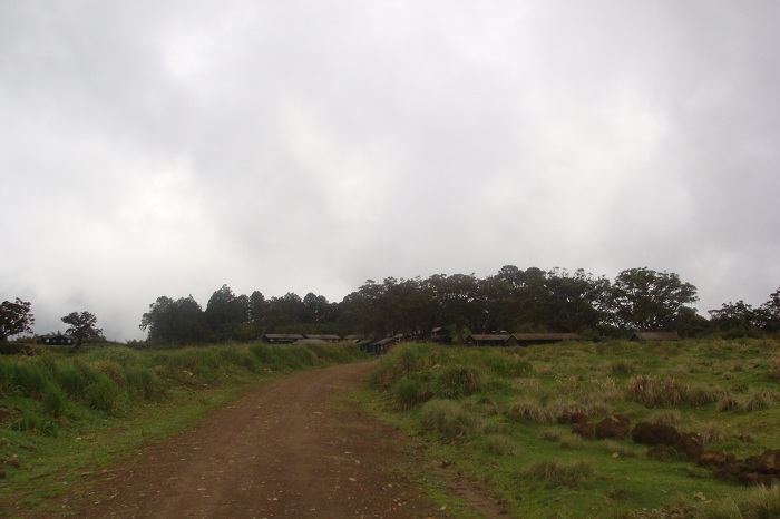 Mount Kenya Base of Trekking Route Adventure