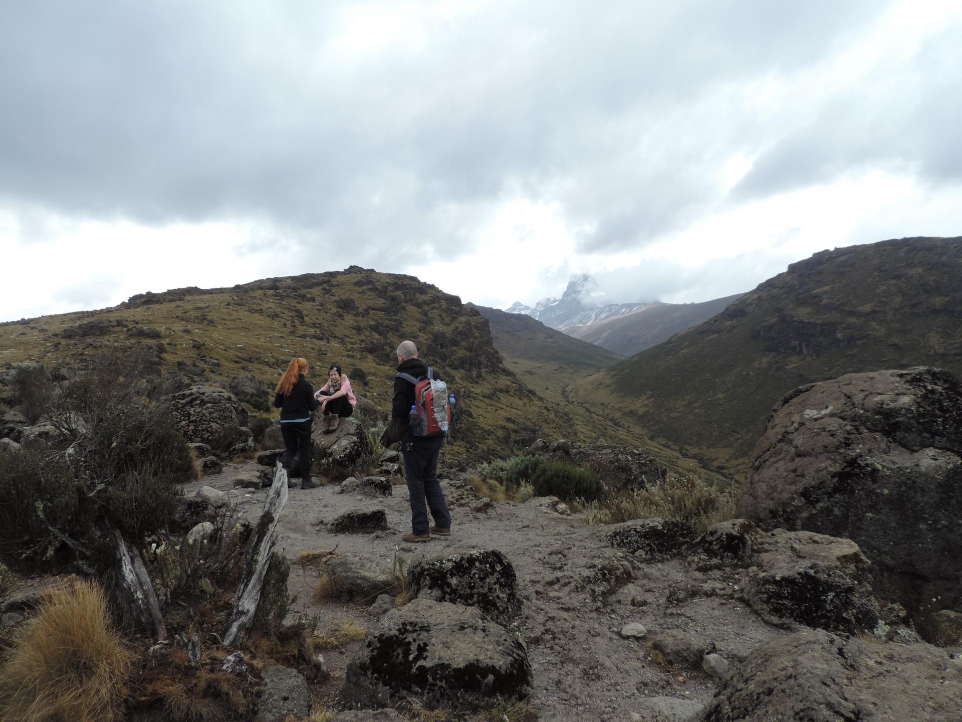 Image result for 5 Days Sirimon Route - Mount Kenya Climbing Safaris