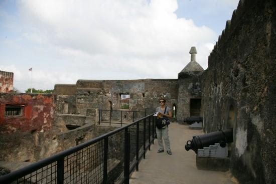 Fort Jesus Mombasa-YHA-Kenya Travel