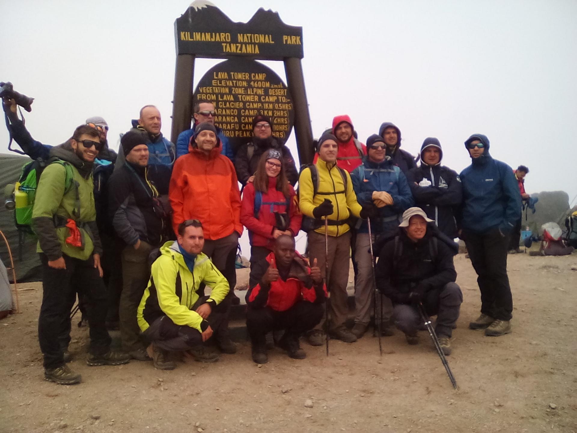 Small Group Adventures /Climbing Kilimanjaro