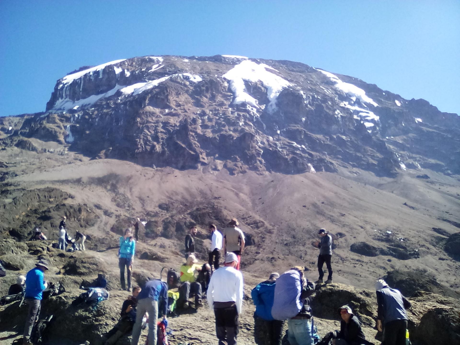 Small Group Adventures/Kilimanjaro climbing