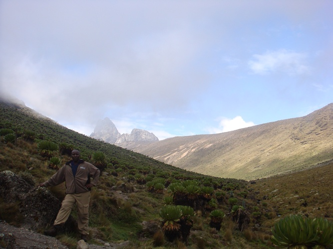 Mount kenya Trek - mountain adventures