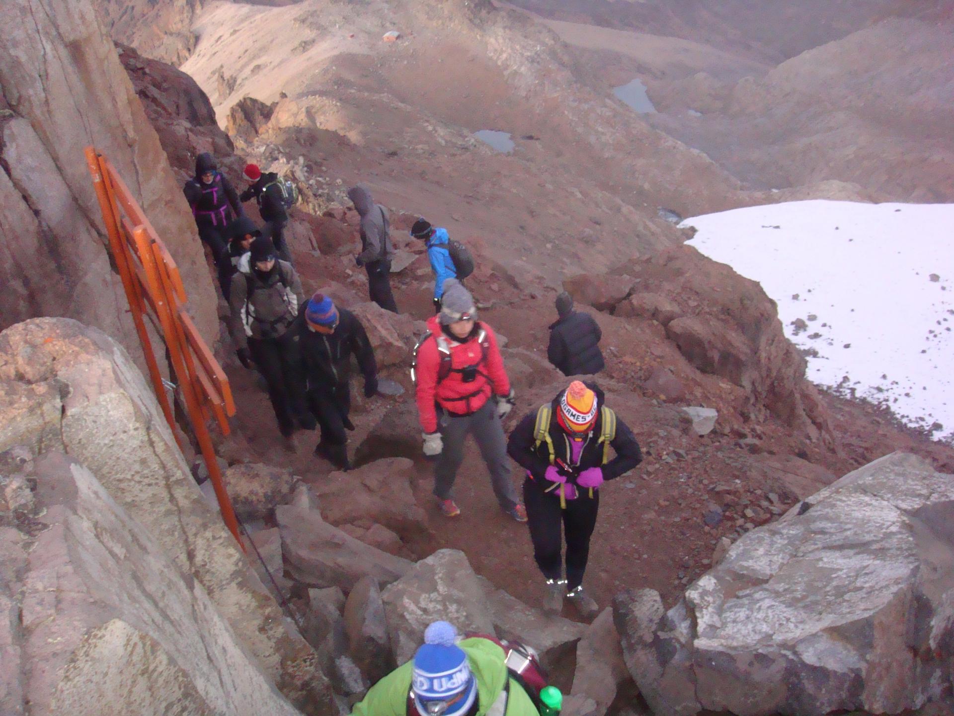 climbing Kenya,climbing Mount Kenya in Kenya
