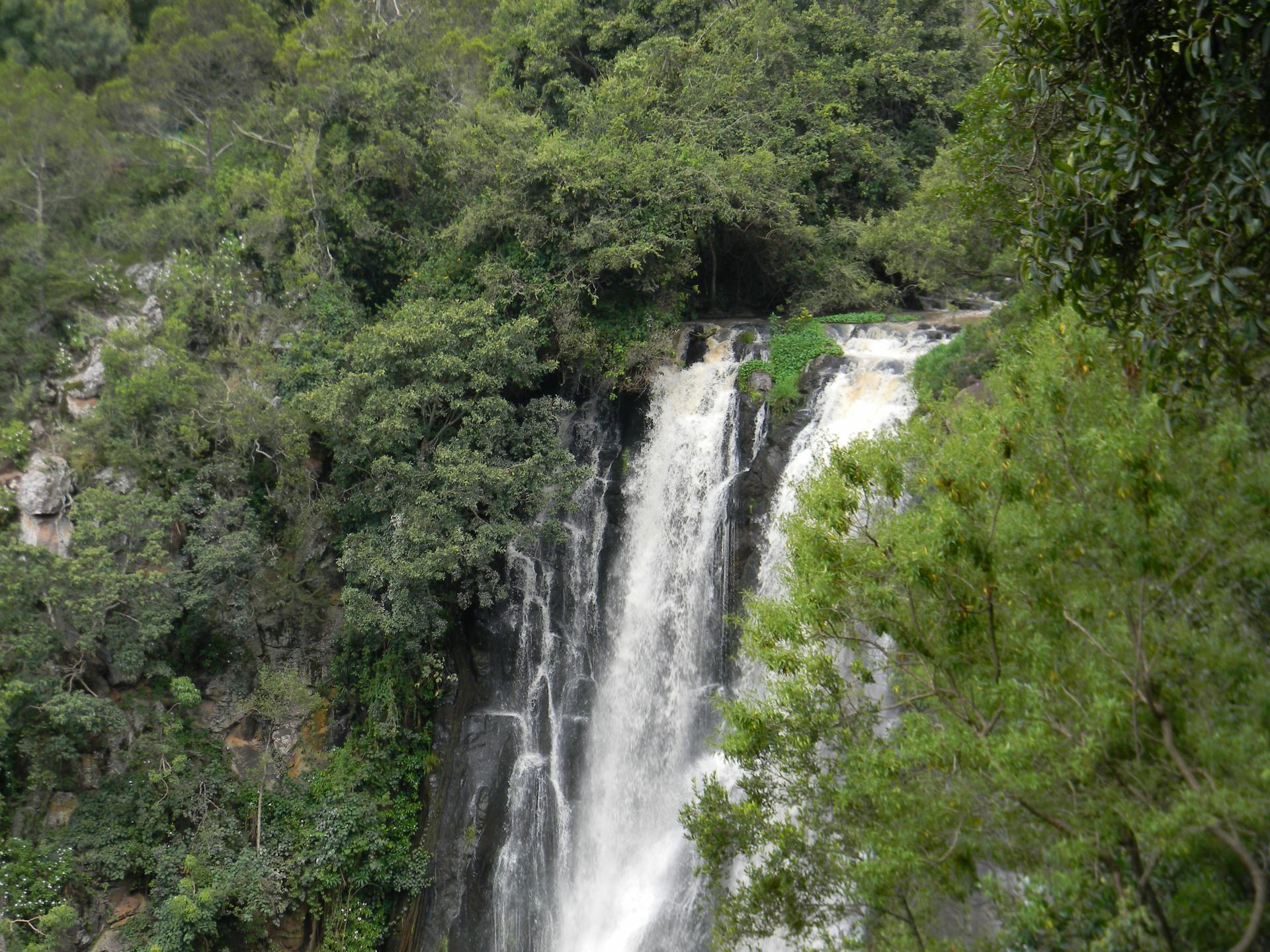 Thompson Falls Nyahururu YHA Kenya Travel/ Kenya Adventure tours safaris