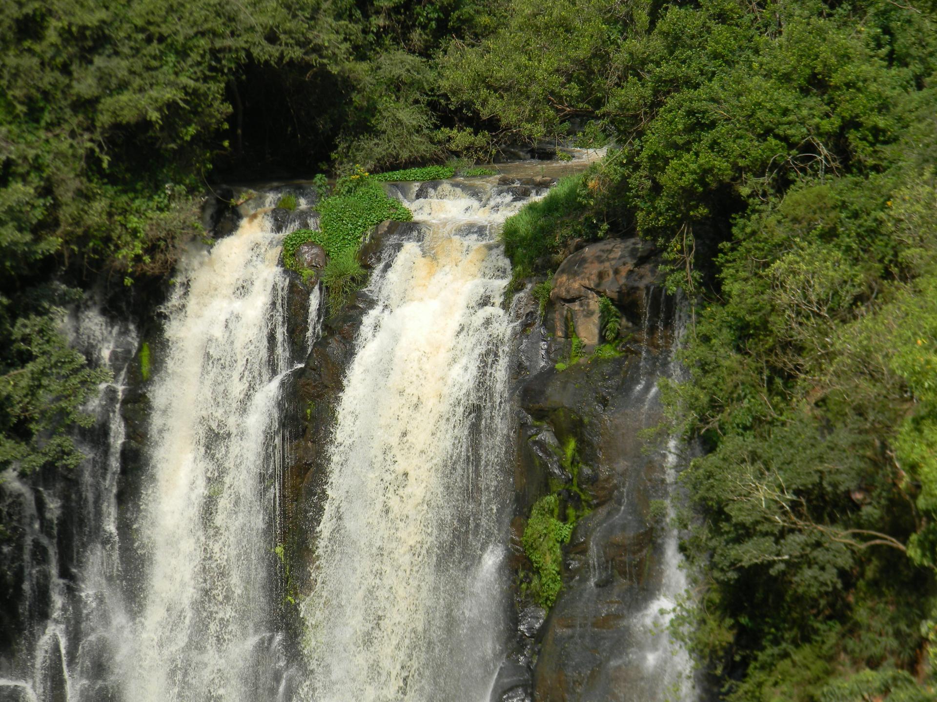 Thompson Falls Nyahururu / Kenya Adventure tours safaris